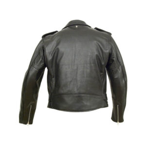 Belt Leather Jacket 2 / Leather Factory Shop / LFS