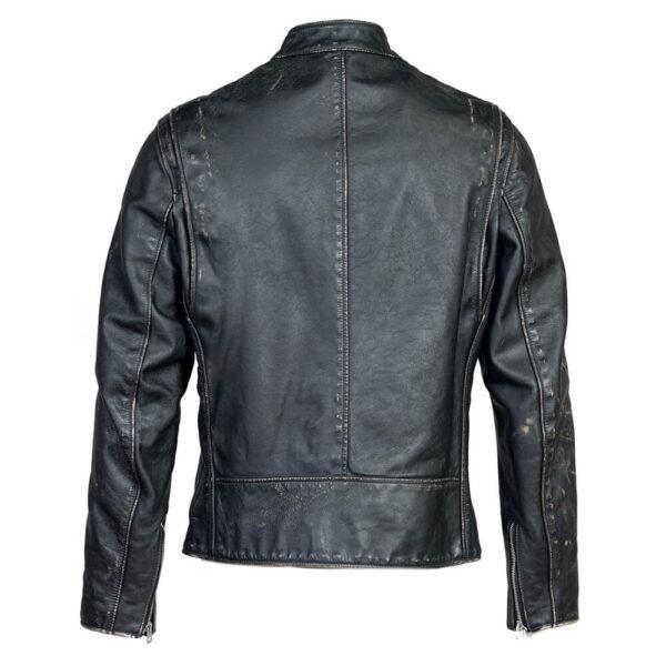 Biker Fit Leather Jacket 2 / Leather Factory Shop / LFS