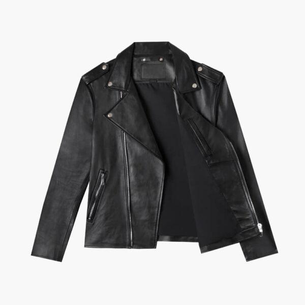 Gangster Leather Jacket 2 / Leather Factory Shop / LFS