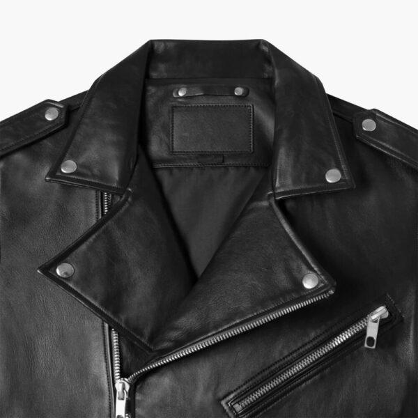 Gangster Leather Jacket 4 / Leather Factory Shop / LFS