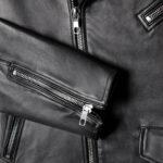 Gangster Leather Jacket 6 / Leather Factory Shop / LFS