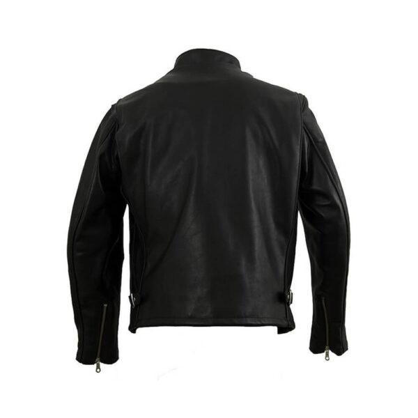 Racer Leather Jacket 2 / Leather Factory Shop / LFS