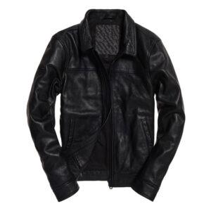 Sleeker Leather Jacket 1 / Leather Factory Shop / LFS