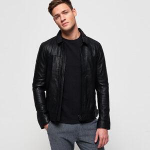 Sleeker Leather Jacket 2 / Leather Factory Shop / LFS