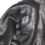 The Biker Swag Leather Jacket 3 / Leather Factory Shop / LFS