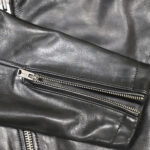 The Biker Swag Leather Jacket 4 / Leather Factory Shop / LFS