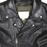 The Biker Swag Leather Jacket 5 / Leather Factory Shop / LFS