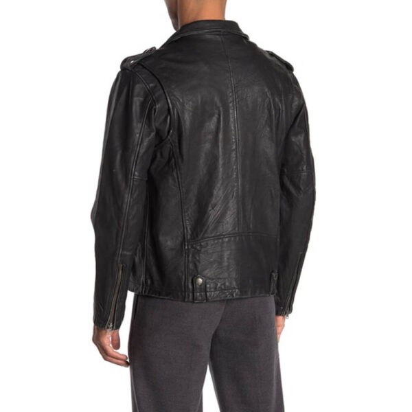 The Race Master Leather Jacket 3 / Leather Factory Shop / LFS