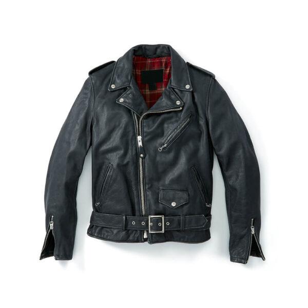 Vintage Leather Jacket 1 / Leather Factory Shop / LFS