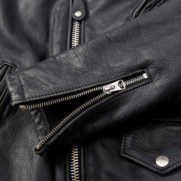 Vintage Leather Jacket 4 / Leather Factory Shop / LFS