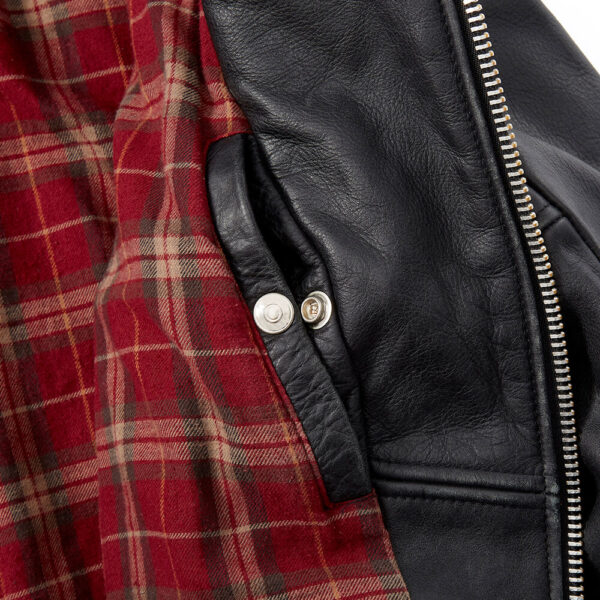 Vintage Leather Jacket 5 / Leather Factory Shop / LFS