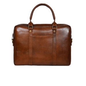 LFS's Founder Leather Briefcase 1 / Leather Factory Shop / LFS