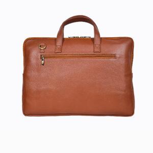Tanner Mild Leather Laptop Briefcase 2 / Leather Factory Shop / LFS